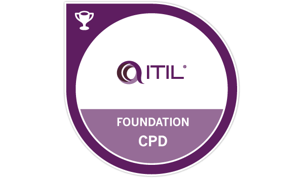 itil 3 foundation syllabus 2011 badge cpd transparent logo png