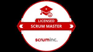 scrum inc licensed scrum master badge logo png LSM