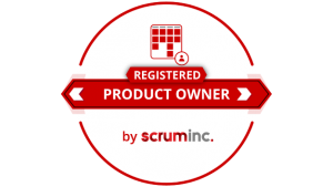agile registered product owner badge logo png RPO training certification official value insights