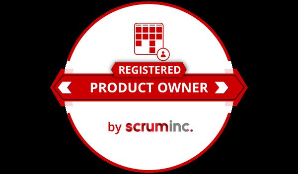 Registered Product Owner (RPO)