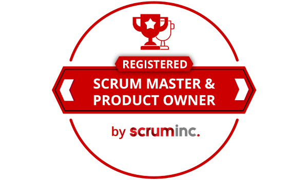 Registered Scrum Master & Product Owner (RSMPO)