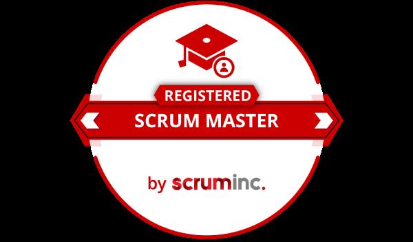 Registered Scrum Master (RSM)