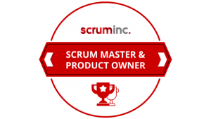 agile scrum inc master product owner badge logo png LSM training certification official value insights