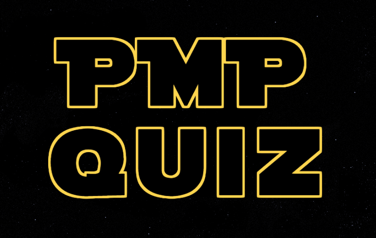 Ready for your PMP exam? Try our online quiz to see how fit you are!