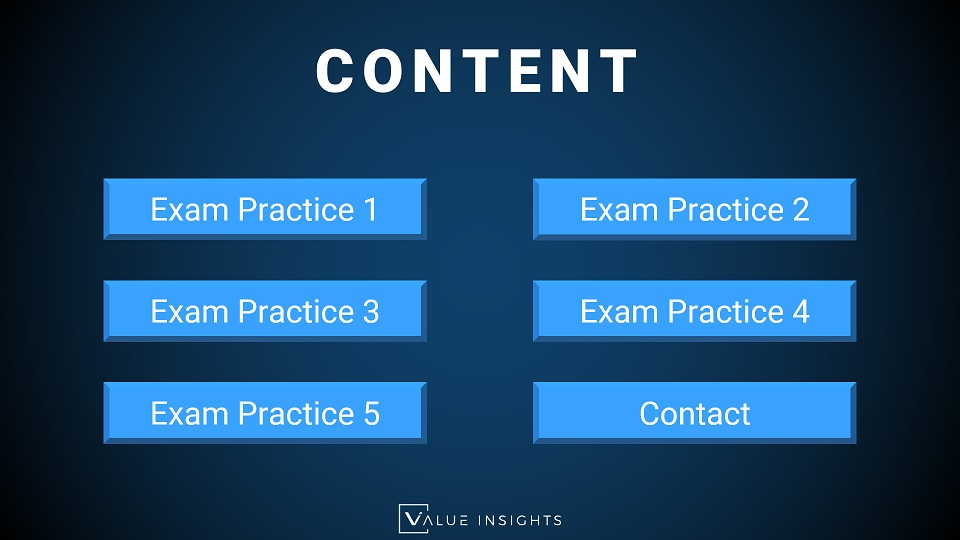 itil 4 foundation exam preparation flash card practice mock questions value insights