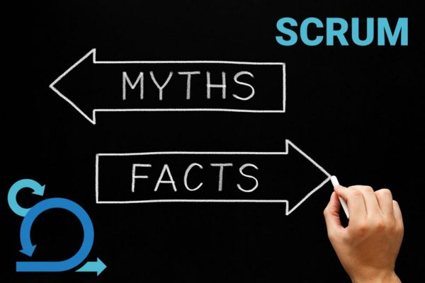 scrum myths facts free online mock exam practice questions preparation agile value insights switzerland training